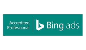 Webiteers is Bing Accredited Professional